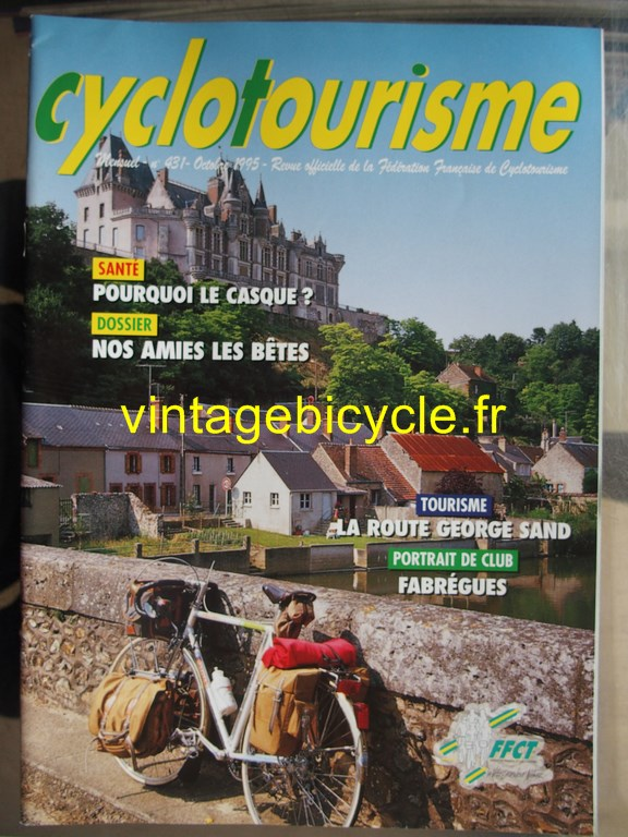 Vintage bicycle fr cyclotourisme 18 copier
