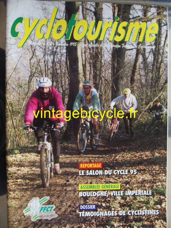 Vintage bicycle fr cyclotourisme 19 copier
