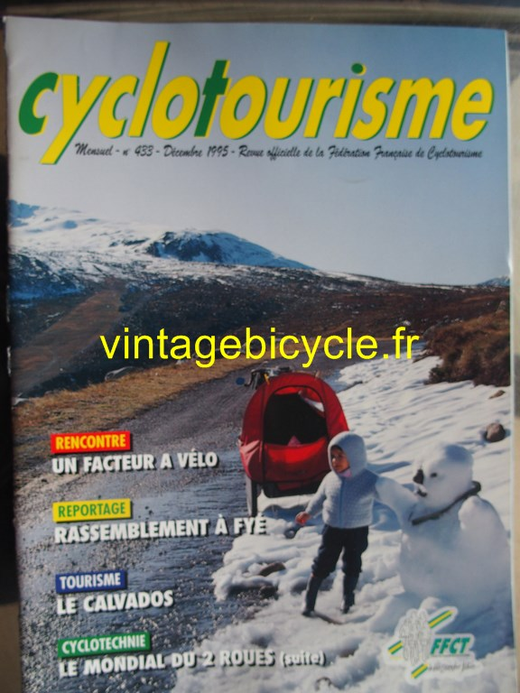 Vintage bicycle fr cyclotourisme 20 copier