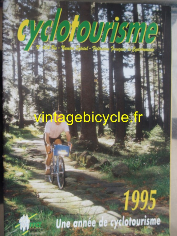 Vintage bicycle fr cyclotourisme 21 copier