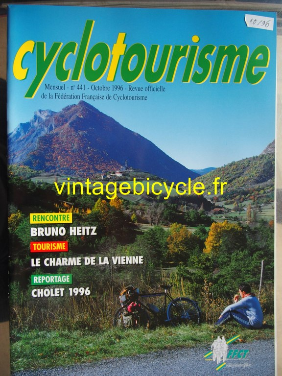 Vintage bicycle fr cyclotourisme 29 copier