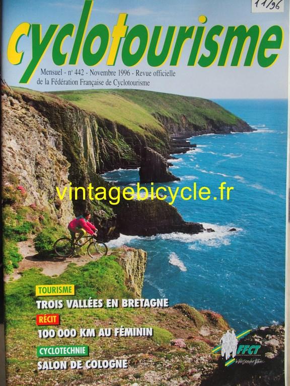 Vintage bicycle fr cyclotourisme 30 copier