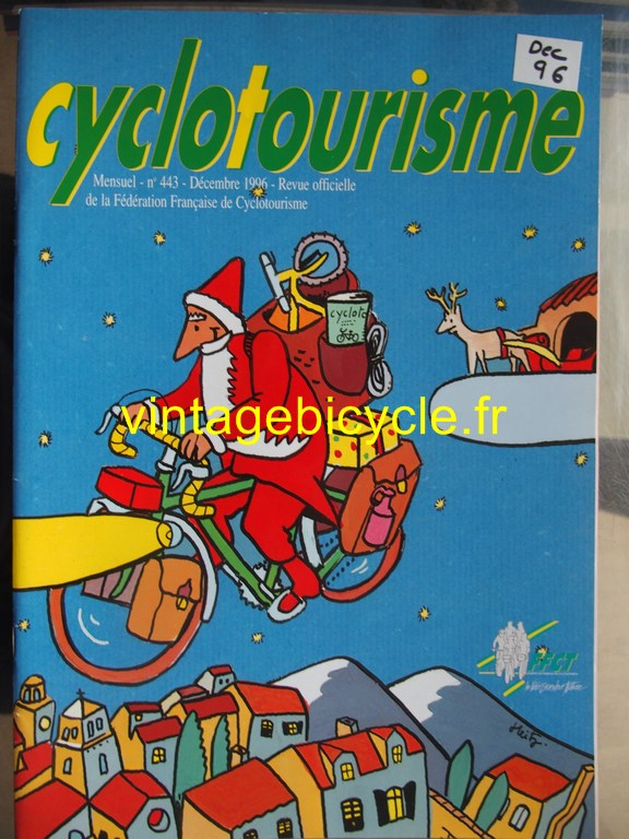 Vintage bicycle fr cyclotourisme 31 copier