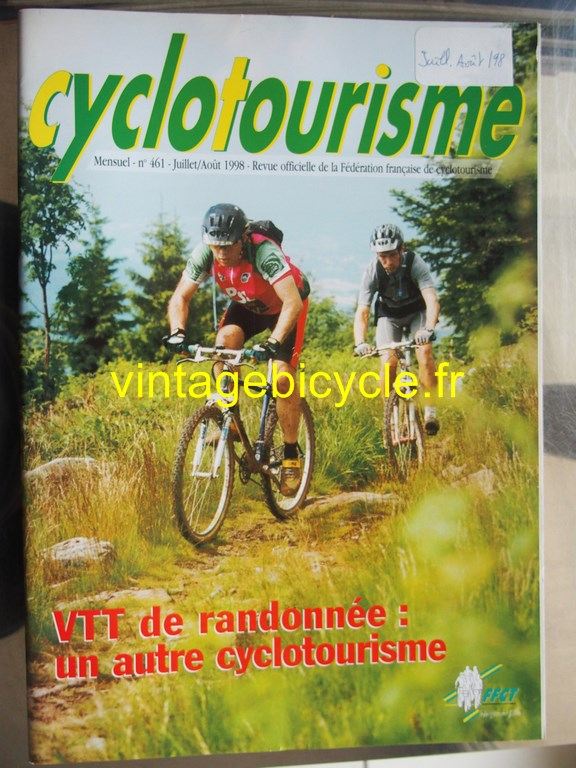 Vintage bicycle fr cyclotourisme 38 copier