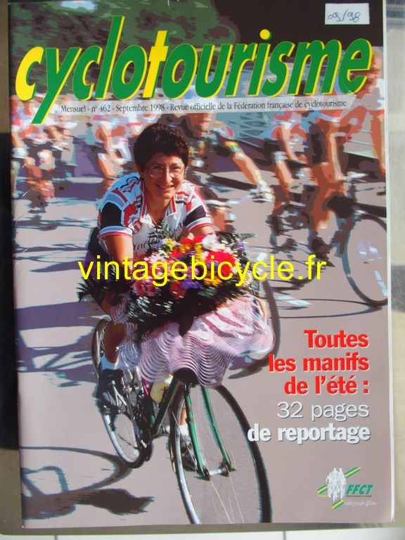 Vintage bicycle fr cyclotourisme 39 copier
