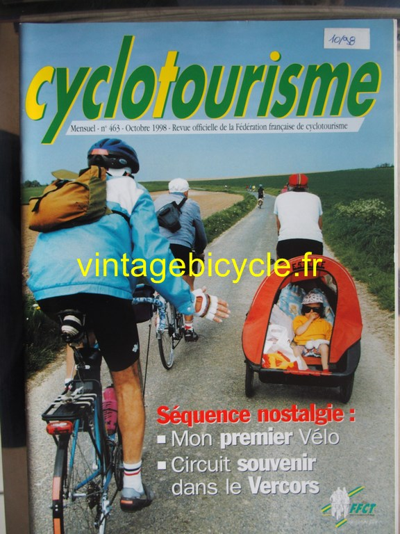 Vintage bicycle fr cyclotourisme 40 copier
