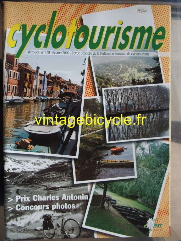 Vintage bicycle fr cyclotourisme 44 copier