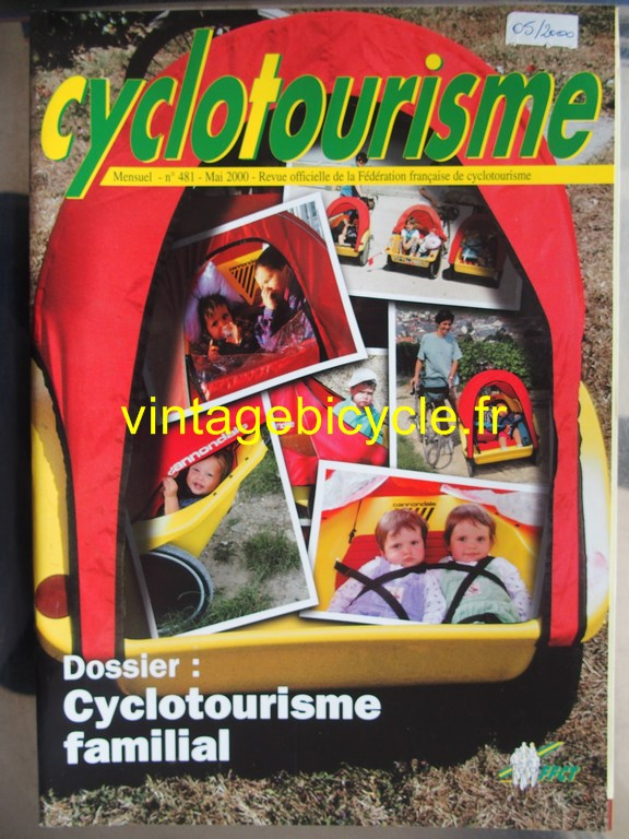Vintage bicycle fr cyclotourisme 47 copier