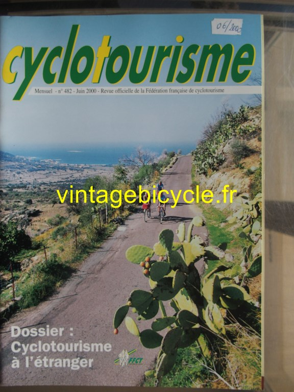 Vintage bicycle fr cyclotourisme 48 copier