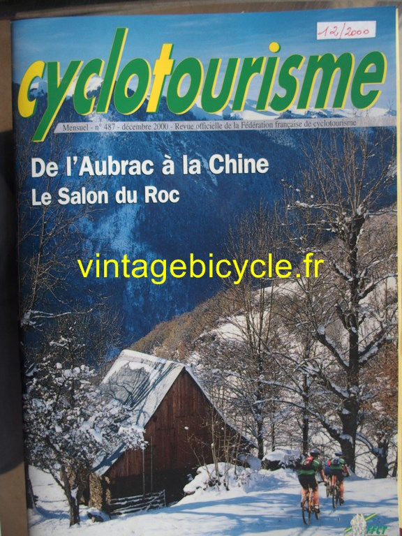 Vintage bicycle fr cyclotourisme 54 copier