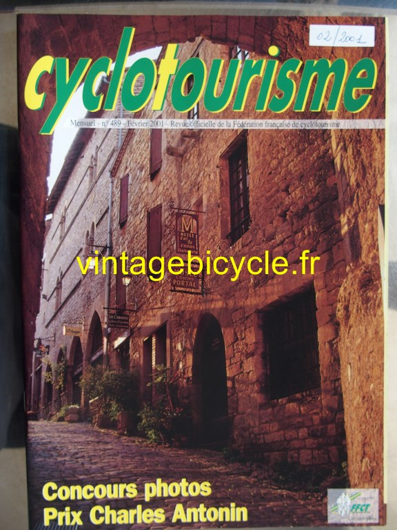 Vintage bicycle fr cyclotourisme 56 copier