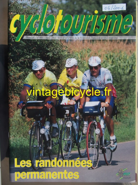 Vintage bicycle fr cyclotourisme 58 copier