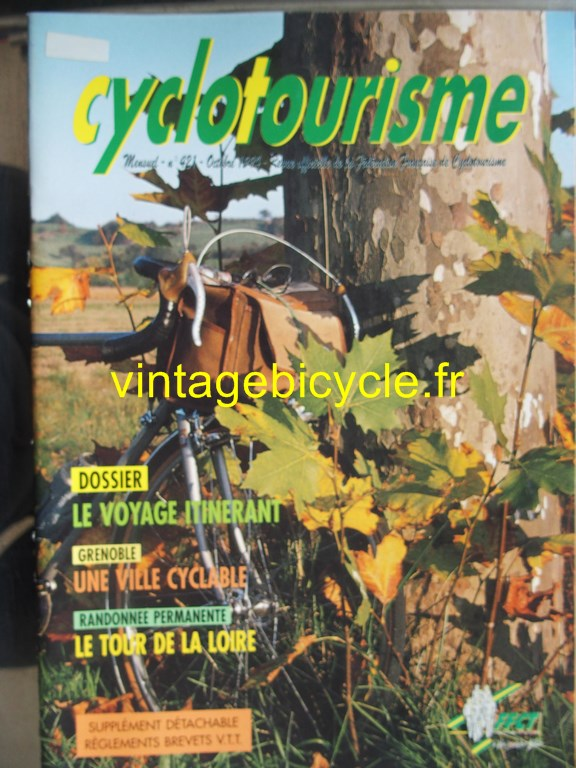 Vintage bicycle fr cyclotourisme 8 copier