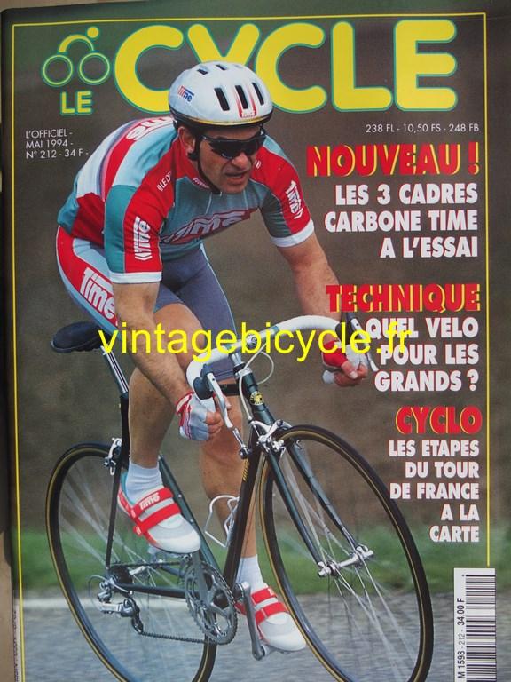 Vintage bicycle fr l officiel du cycle 20 copier