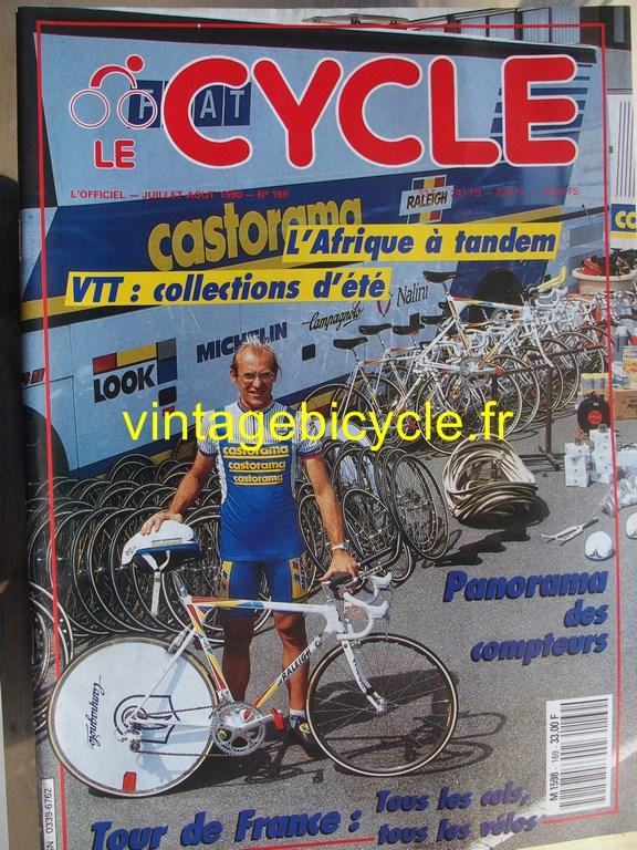 Vintage bicycle fr l officiel du cycle 36 copier