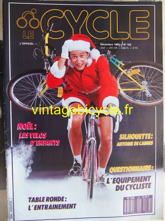 Vintage bicycle fr l officiel du cycle 41 copier