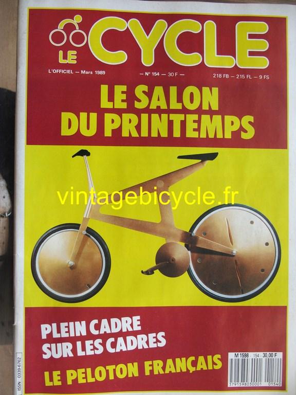 Vintage bicycle fr l officiel du cycle 44 copier