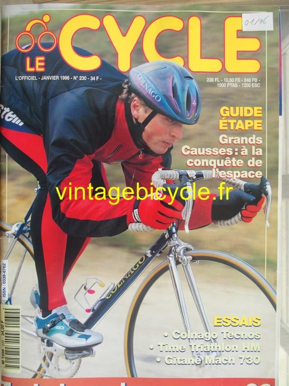Vintage bicycle fr l officiel du cycle 77 copier