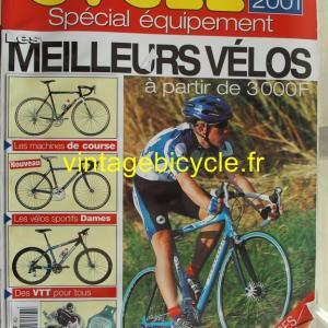 Vintage bicycle fr l officiel du cycle 87 copier