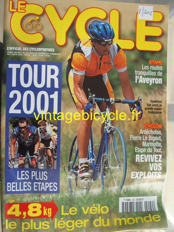 Vintage bicycle fr l officiel du cycle 92 copier