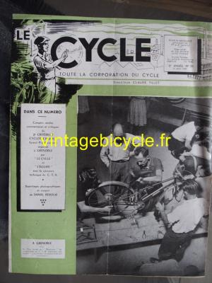 LE CYCLE 1947 - 08 - N°20 aout 1947