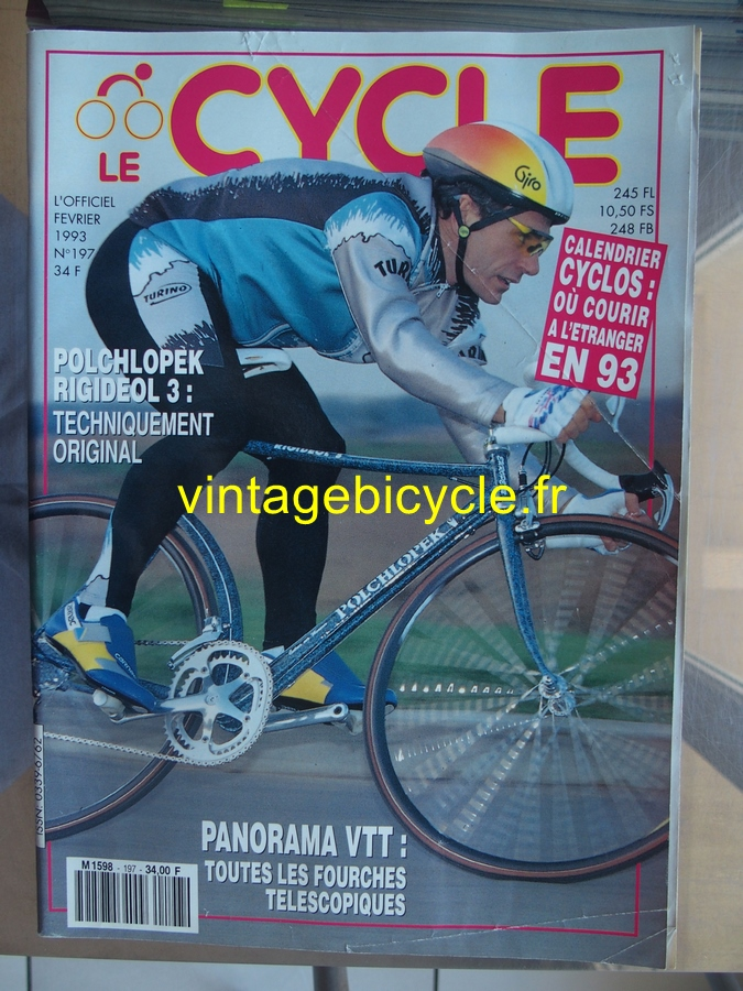 Vintage bicycle fr le cycle 20170221 1 copier