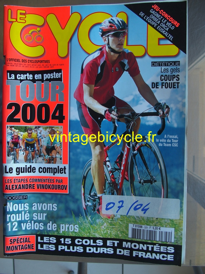 Vintage bicycle fr le cycle 20170221 16 copier