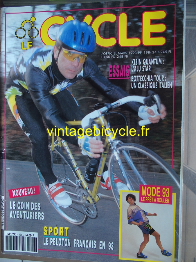 Vintage bicycle fr le cycle 20170221 2 copier