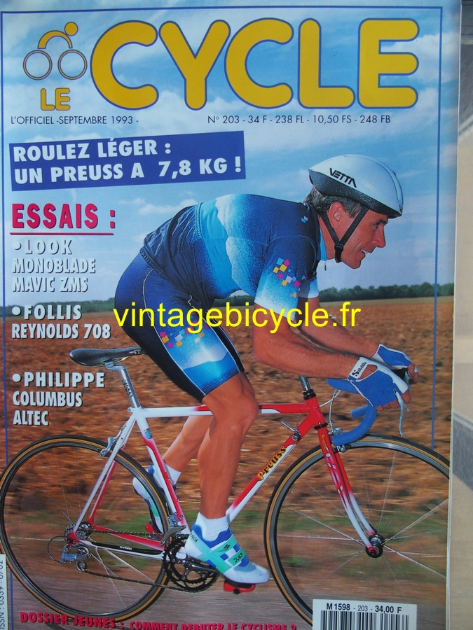 Vintage bicycle fr le cycle 20170221 8 copier