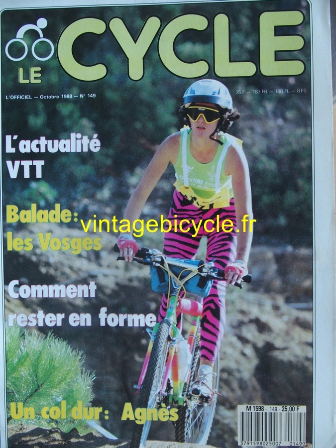 Vintage bicycle fr le cycle 20170222 20 copier
