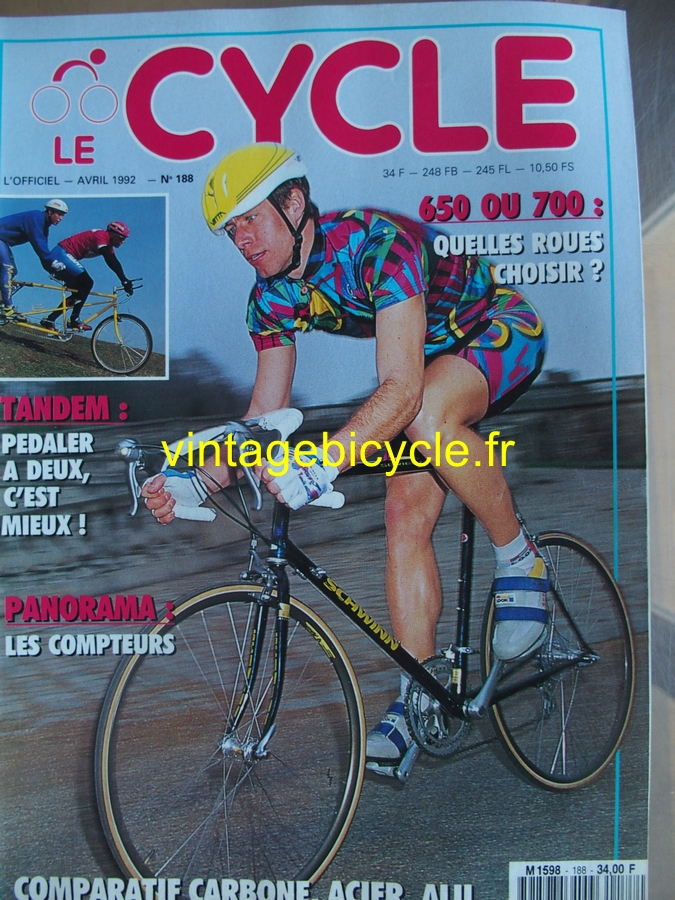 Vintage bicycle fr le cycle 20170222 28 copier