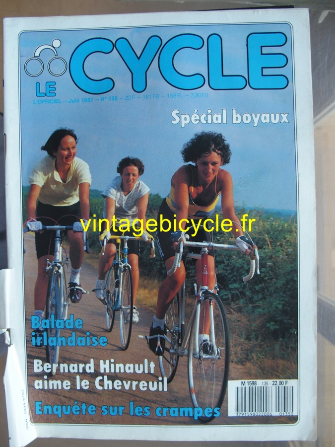 Vintage bicycle fr le cycle 20170222 7 copier
