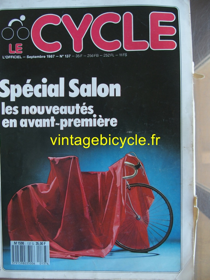 Vintage bicycle fr le cycle 20170222 9 copier