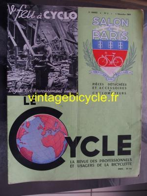 LE CYCLE 1949 - 12 - N°2 decembre 1949
