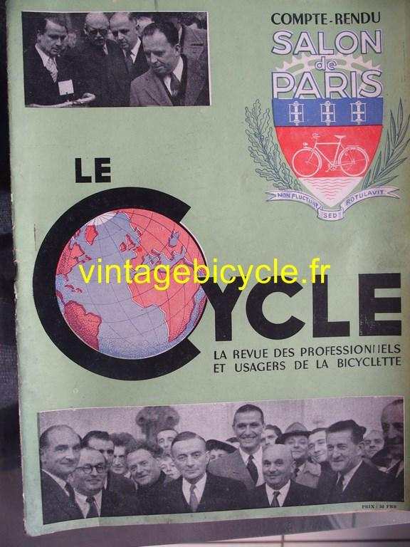 Vintage bicycle fr le cycle 5 copier
