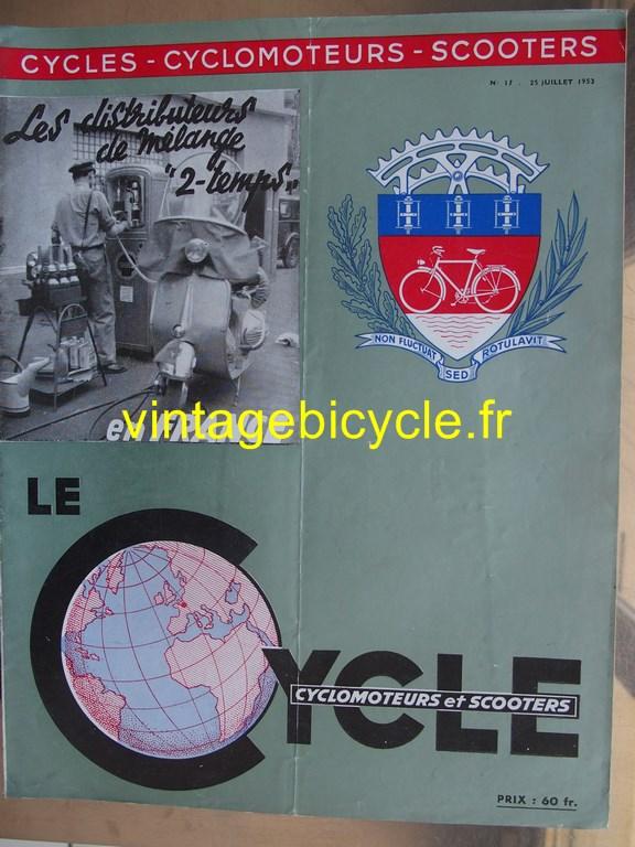 Vintage bicycle fr lecycle 112 copier