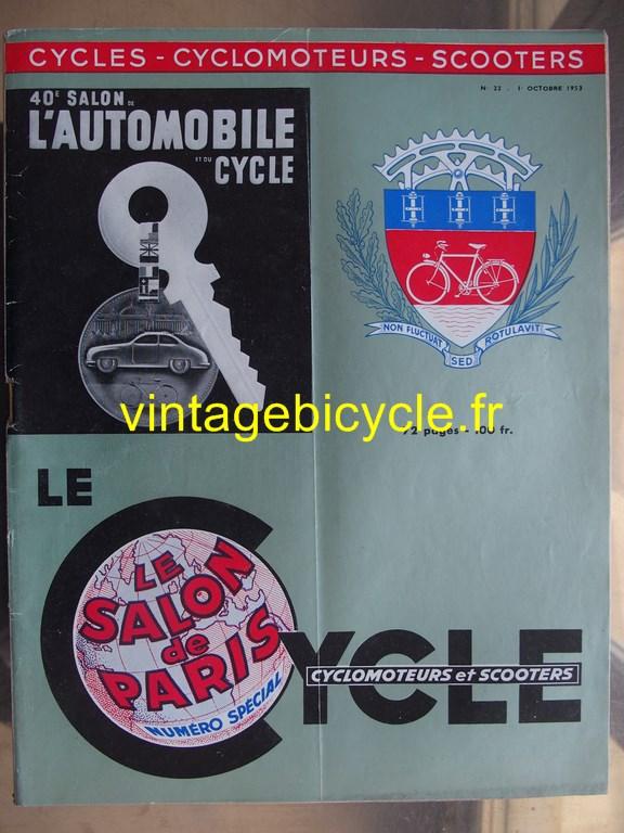 Vintage bicycle fr lecycle 118 copier