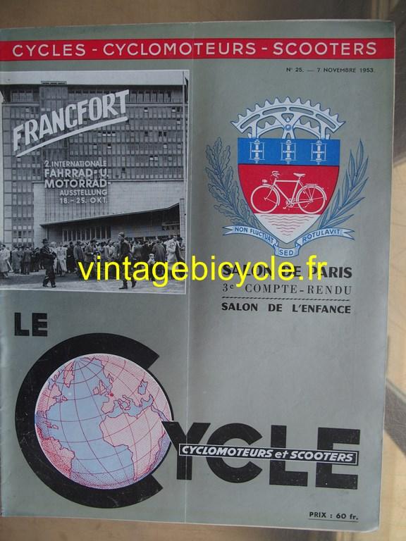 Vintage bicycle fr lecycle 121 copier