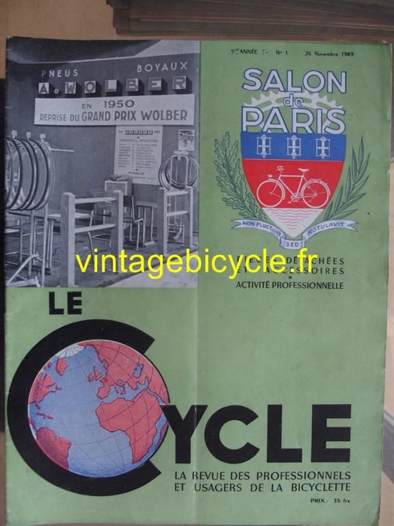 Vintage bicycle fr lecycle 53 copier