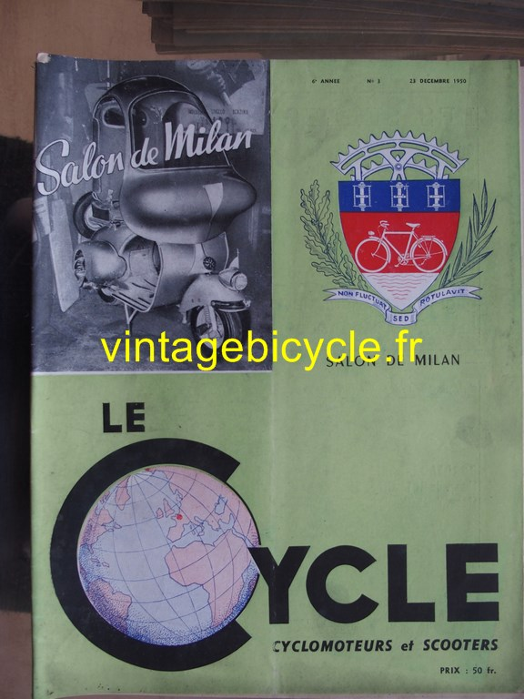 Vintage bicycle fr lecycle 55 copier