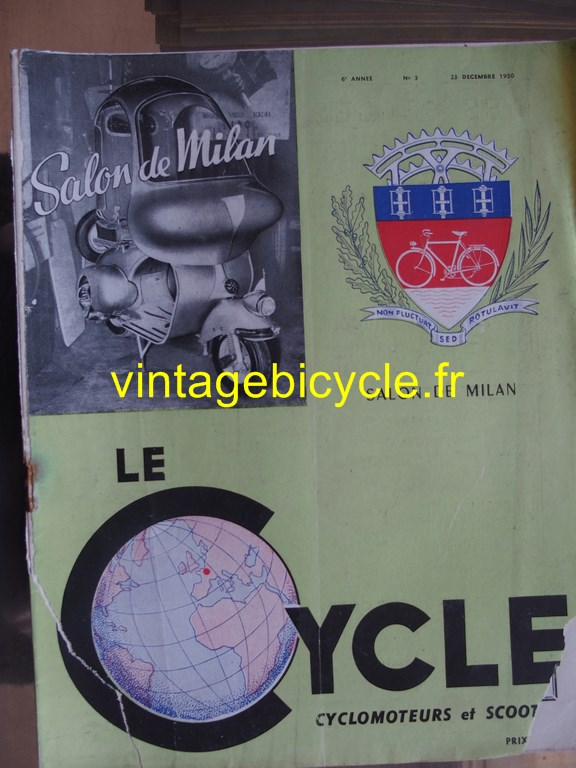Vintage bicycle fr lecycle 56 copier