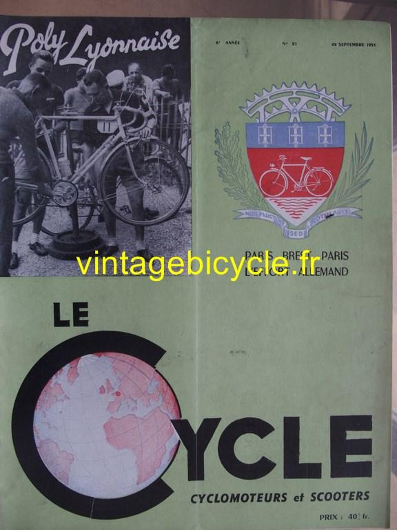 Vintage bicycle fr lecycle 77 copier