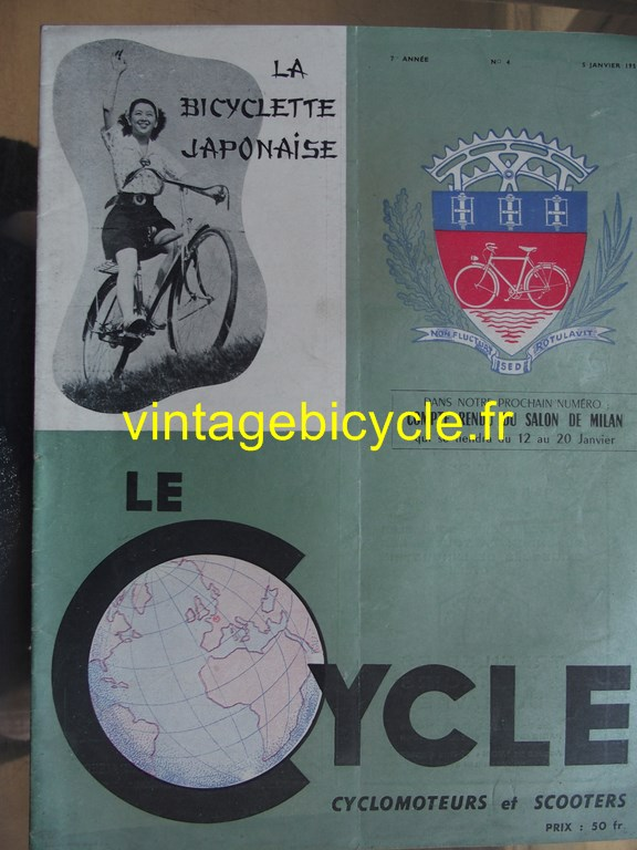 Vintage bicycle fr lecycle 79 copier