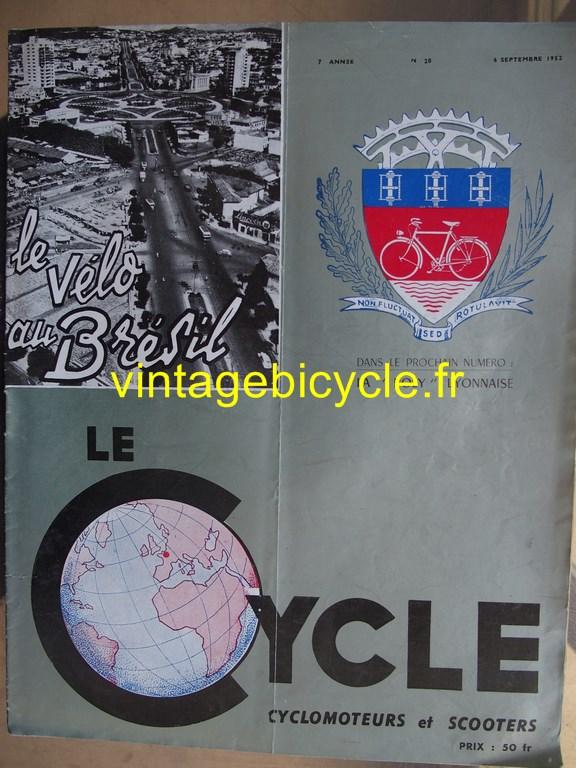 Vintage bicycle fr lecycle 96 copier