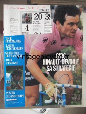 MIROIR DU CYCLISME 1982 - 05 - N°317 mai 1982