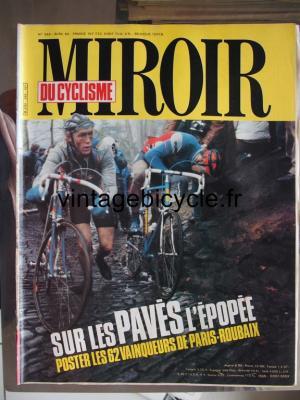 MIROIR DU CYCLISME 1984 - 04 - N°349 avril 1984