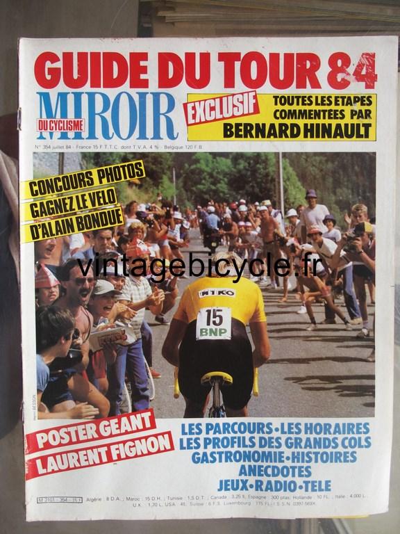 Vintage bicycle fr miroir du cyclisme 16 copier