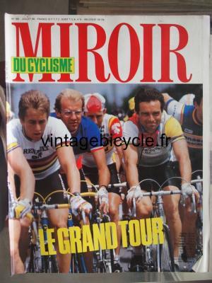 MIROIR DU CYCLISME 1984 - 07 - N°355 juillet 1984