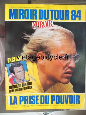 MIROIR DU CYCLISME 1984 - 07 - N°356 juillet 1984