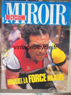 MIROIR DU CYCLISME 1984 - 10 - N°359 octobre 1984